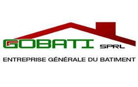 logo Gobati entreprise générale du bâtiment à Bruxelles