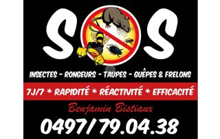 logo SOS Guêpes et Nuisibles