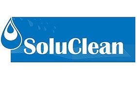 Logo SoluClean agence de nettoyage