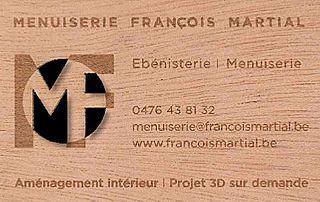 Logo François Martial