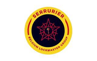Logo Belgium Lockmaster