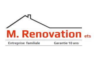 m renovation logo