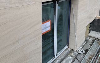 soubassement bâtiment Bruxelles