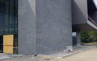 soubassement bâtiment Brabant wallon
