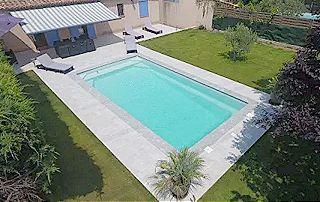 piscine coque polyester rectangulaire