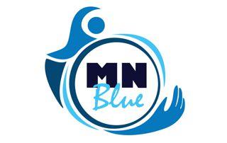 logo MN Blue