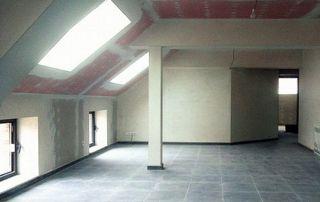 Rénovation intérieure plafonnage peinture