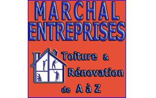 logo Marchal Entreprises toiture et rénovation de A à Z