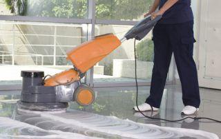 nettoyage des sols