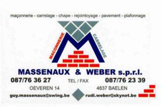 logo Massenaux & Weber