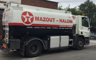 Livraison de mazout Haloin