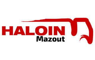 Logo de Mazout Haloin, livreur de mazout dans le Brabant wallon