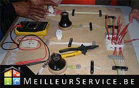matériel pour installation électrique