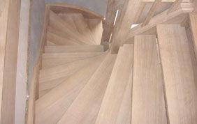 marches d'escalier sur mesure