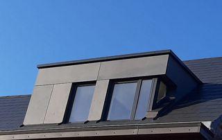 fenêtre en hauteur avec profilé PVC