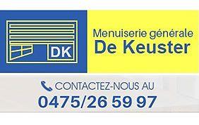 logo Menuiserie générale De Keuster à Wavre