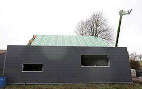 travaux d'isolation de toit