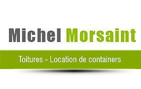 logo Michel Morsaint Toiture et Location de containers