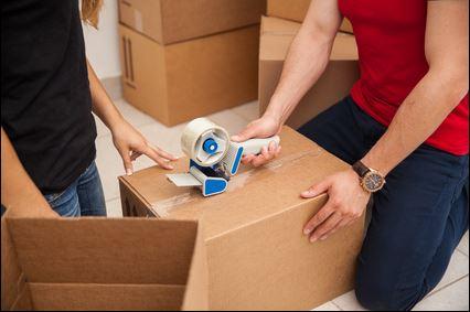 emballage caisses en carton