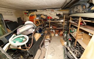Cave aspirateur et encombrants