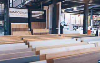 magasin de parquet Bambou Touch