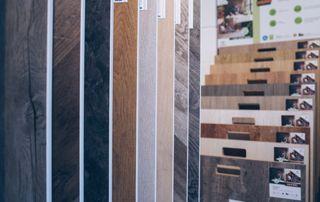 showroom parquet en bois