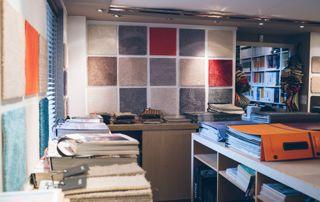 magasin de tapis à Bruxelles