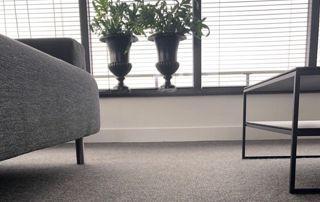 moquette grise pour bureau