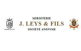 logo J. Leys & Fils vitrerie