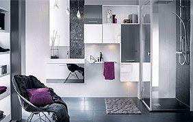 salle de bain design et moderne