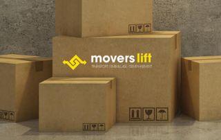 cartons de déménagement Movers Lift