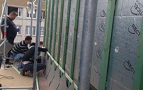 rénovation intérieure isolation