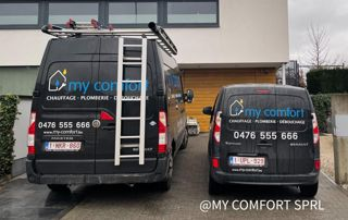 camionnettes My Comfort