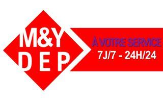 Logo My Dep