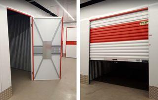 boxes et garages de stockage