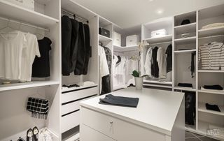 grand dressing sur mesure