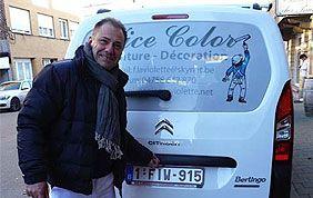 patron Nice Color camionnette