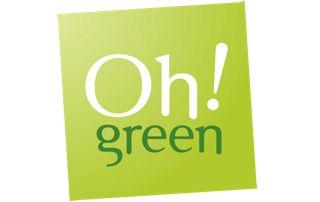 Logo de la jardinerie Oh!Green