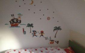 peinture décorative pour chambre