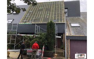 construction de toiture