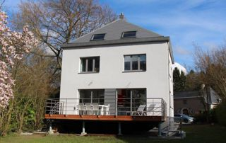 chassis aluminium maison
