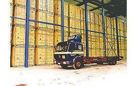 entreposage boxes de stockage