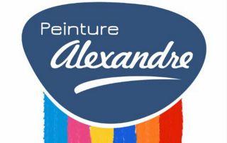 Logo Peinture Alexandre