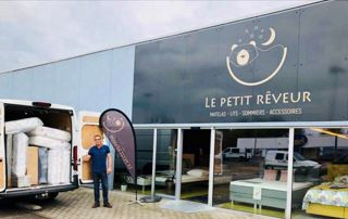 magasin de literie Le Petit Rêveur à Verviers