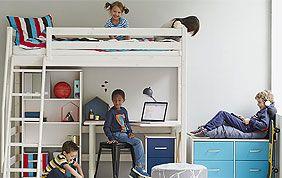 Découvrez leurs chambres modulables !