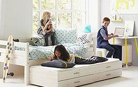 Découvrez leur vaste choix de meubles pour enfants !
