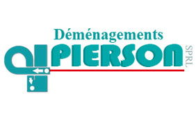 logo déménagements pierson