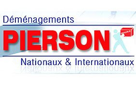 déménagements pierson logo