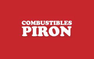 logo combustibles Piron