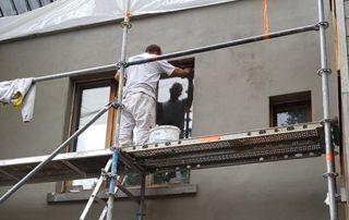 rénovation facade extérieur